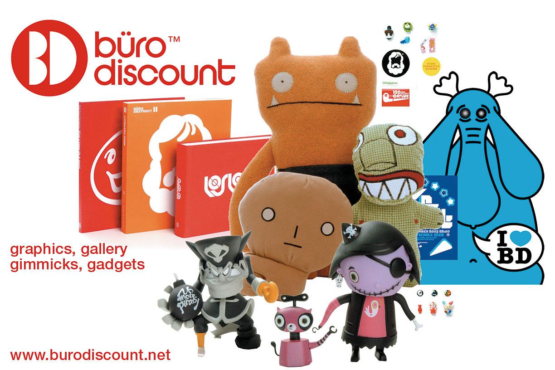 Büro Discount by Büro Destruct